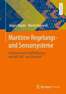 Jürgen Majohr: Maritime Regelungs- und Sensorsysteme, Buch