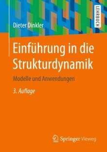 Dieter Dinkler: Einführung in die Strukturdynamik, Buch