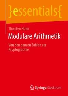 Thorsten Holm: Modulare Arithmetik, Buch
