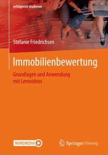 Stefanie Friedrichsen: Immobilienbewertung, Buch