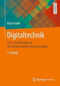 Klaus Fricke: Digitaltechnik, Buch