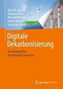 Oliver D. Doleski: Digitale Dekarbonisierung, Buch
