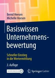 Bernd Heesen: Basiswissen Unternehmensbewertung, Buch