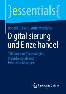 Atilla Wohllebe: Digitalisierung und Einzelhandel, Buch