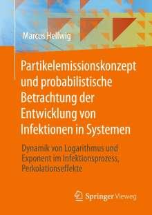 Marcus Hellwig: Partikelemissionskonzept und probabilistische Betrachtung der Entwicklung von Infektionen in Systemen, Buch