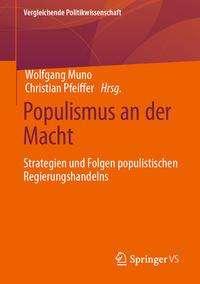 Populismus an der Macht, Buch
