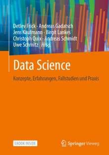 Data Science, 1 Buch und 1 eBook