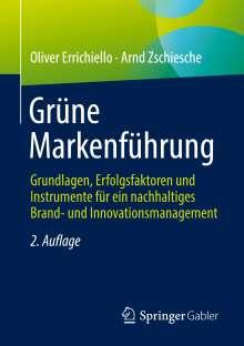 Oliver Errichiello: Grüne Markenführung, Buch