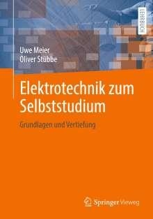 Uwe Meier: Elektrotechnik zum Selbststudium, Buch