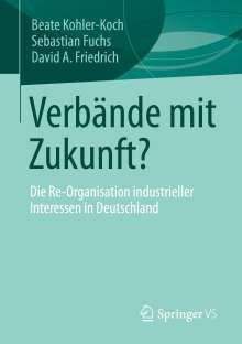 Beate Kohler-Koch: Verbände mit Zukunft?, Buch