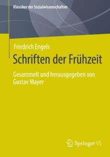 Friedrich Engels: Schriften der Frühzeit, Buch