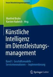Künstliche Intelligenz im Dienstleistungsmanagement, Buch