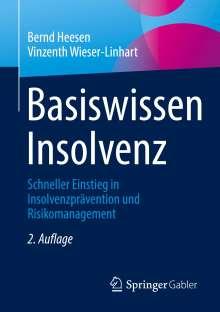 Bernd Heesen: Basiswissen Insolvenz, Buch