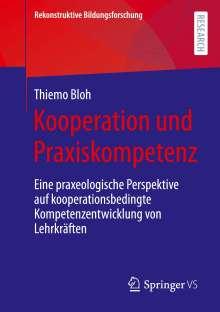 Thiemo Bloh: Kooperation und Praxiskompetenz, Buch