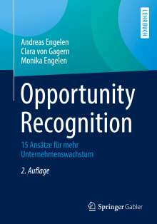 Andreas Engelen: Opportunity Recognition, Buch