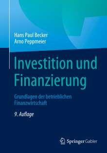 Hans Paul Becker: Investition und Finanzierung, Buch