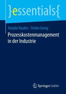 Natalie Rauber: Prozesskostenmanagement in der Industrie, Buch
