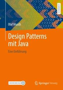 Olaf Musch: Design Patterns mit Java, Buch