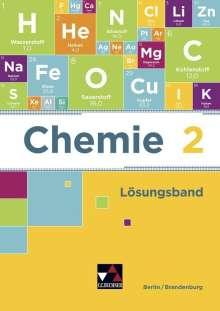 Claudia Bohrmann-Linde: Chemie neu 2 Lehrerband Berlin / Brandenburg Sekundarstufe, Buch