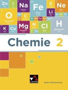 Claudia Bohrmann-Linde: Chemie neu 2 Lehrbuch Baden-Württemberg, Buch