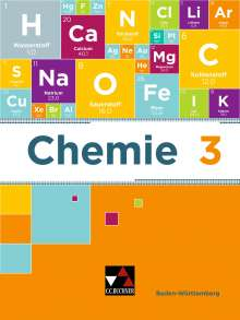 Hans-Jürgen Jäger: Chemie Baden-Württemberg 3, Buch