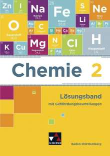 Claudia Bohrmann-Linde: Chemie neu 2 Lehrerband mit GFB Baden-Württemberg, Buch