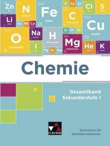 Claudia Bohrmann-Linde: Chemie NRW - neu Gesamtband, Buch