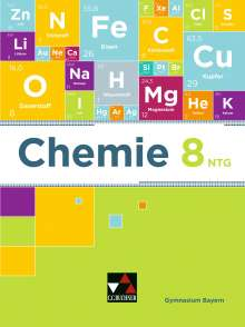 Karin Broll: Chemie Bayern - neu 8 NTG, Buch
