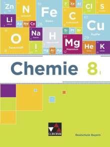 Katrin Amrehn: Chemie 8 I Lehrbuch Realschule Bayern, Buch