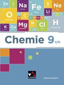 Katrin Amrehn: Chemie  9 II/III Lehrbuch Realschule Bayern, Buch