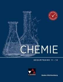 Katharina Hundt: Chemie Baden-Württemberg Sek. II Gesamtband 11-12, Buch