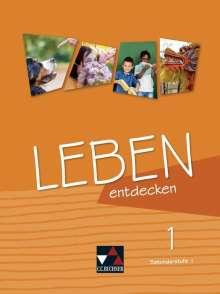 Leben entdecken 1. Hessen, Buch