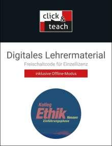 Kolleg Ethik Einührungsphase click & teach Box Hessen, Diverse