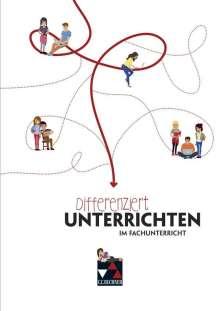 Maike Abshagen: Differenziert unterrichten im Fachunterricht, Buch
