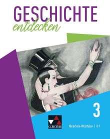 Ralf Saal: Geschichte entdecken 3 Lehrbuch Nordrhein-Westfalen NRW 3 (G9), Buch