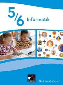 Seyfullah Altin: Informatik 5/6 Schülerbuch Gymnasium Nordrhein-Westfalen, Buch