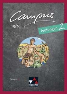 Johannes Fuchs: Campus B neu 2 Prüfungen, Buch