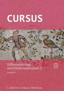 Franz Auer: Cursus A Differenzierungsmaterial 2 - neu, Buch