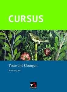 Britta Boberg: Cursus - Neue Ausgabe Texte und Übungen, Buch