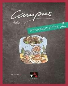 Johanna Butz: Campus B neu 2 Wortschatztraining, Buch