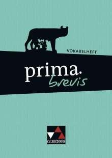 Clement Utz: prima.brevis Vokabelheft, Buch
