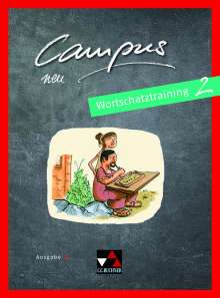 Johanna Butz: Campus C neu 2 Wortschatztraining, Buch