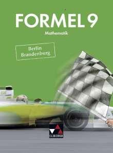 Grit Ehlert: Formel 9 Berlin/Brandenburg, Buch