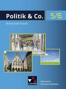 Eva Dieckmann: Politik & Co. 5/6 neu (2018) Nordrhein-Westfalen, Buch