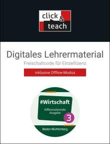 Florian Benz: #Wirtschaft 3 click & teach Box, Diverse