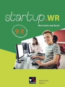 Fabian Melzer: startup.WR 9 II Bayern, Buch