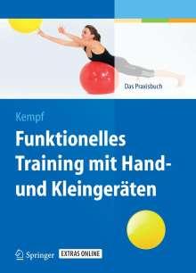 Funktionelles Training mit Hand- und Kleingeräten, Buch