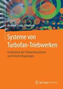 Andreas Linke-Diesinger: Systeme von Turbofan-Triebwerken, Buch