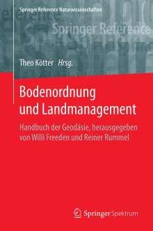 Bodenordnung und Landmanagement, Buch