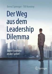 Bernd Sprenger: Der Weg aus dem Leadership Dilemma, Buch